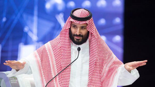 Mohammed bin Salman - Sputnik France