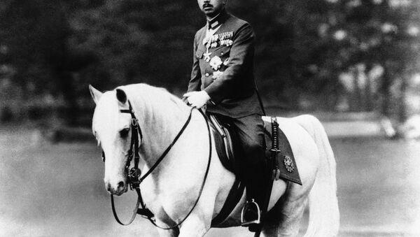 Empereur Hirohito en 1940 - Sputnik France