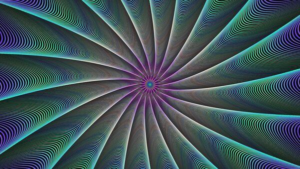 Une fractale (image d'illustration) - Sputnik France