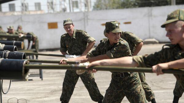 La 201e base militaire russe au Tadjikistan - Sputnik France