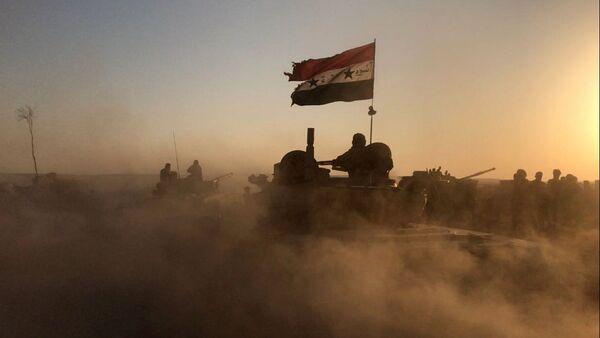 La situación en Deir Ezzor, Siria (archivo) - Sputnik France