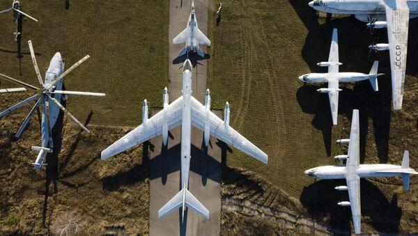 Le Musée central des forces aériennes russes dans la banlieue de Moscou - Sputnik France