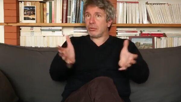 Éric Vuillard, écrivain - Sputnik France