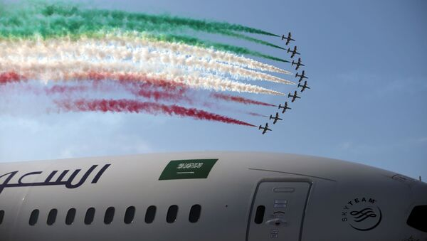 Le Salon aéronautique international de Bahreïn - Sputnik France
