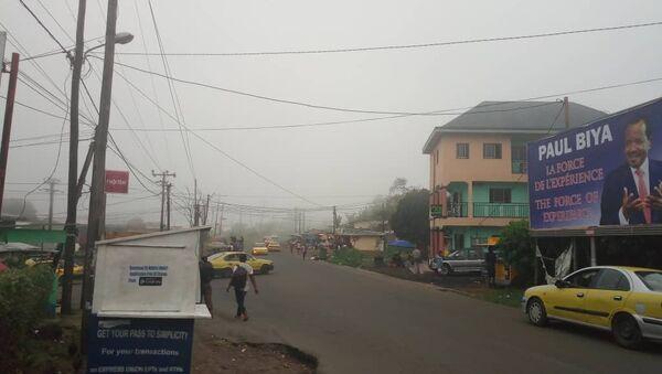 Ville de Buéa, Cameroun - Sputnik France