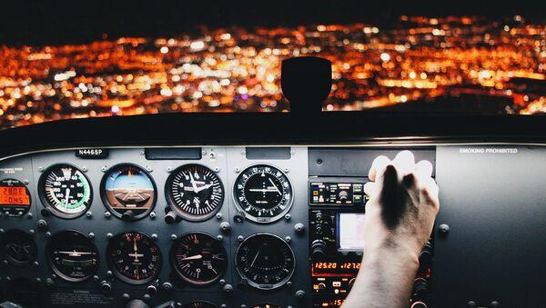 Un cockpit - Sputnik France