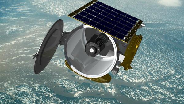 Un satellite sur orbite - Sputnik France