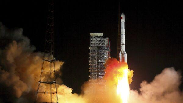 Un satellite chinois Beidou-3 - Sputnik France