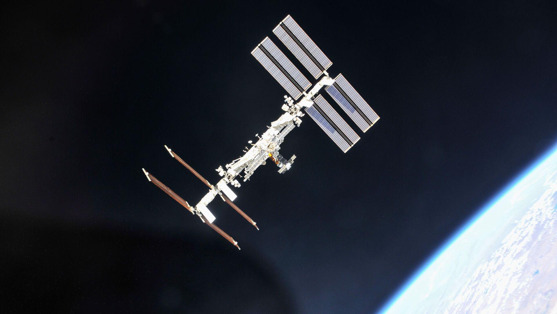 Station spatiale internationale - Sputnik France, 1920, 11.03.2021