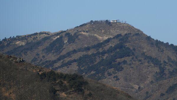 Zone démilitarisée en Corée (archives) - Sputnik France