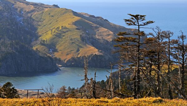 L'île de Shikotan: là où se réveille le soleil - Sputnik France