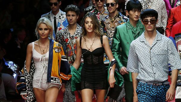 Défilé de Dolce & Gabbana - Sputnik France