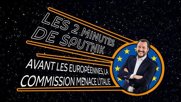Bruxelles contre le gouvernement italien - Sputnik France