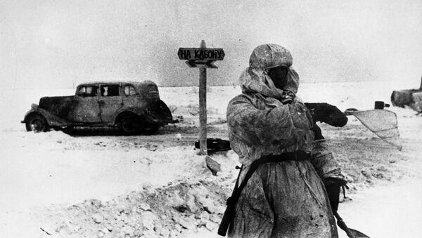 «La route de la vie»: comment les habitants de Leningrad ont été sauvés pendant le siège - Sputnik France