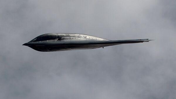 El bombardero estratégico B-2 Spirit - Sputnik France