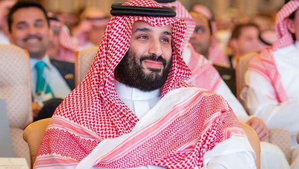 Prince héritier saoudien Mohamed ben Salmane - Sputnik France