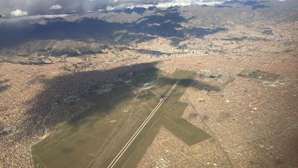 Aéroport de La Paz - Sputnik France