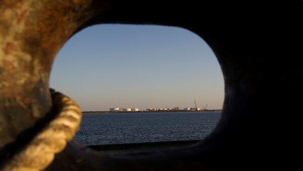 Le port de Chabahar en Iran. Photo d'archive - Sputnik France