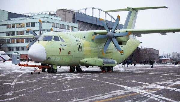 Il-112V - Sputnik France