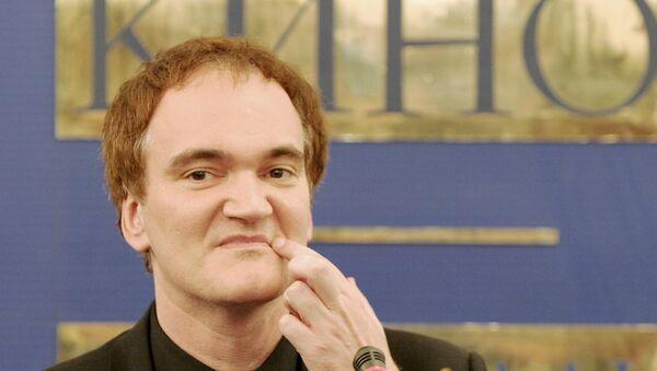 Quentin Tarantino - Sputnik France