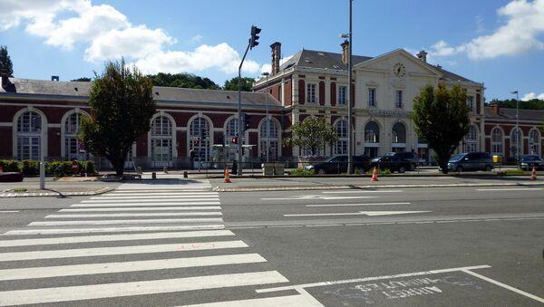 Gare d'Évreux-Normandie - Sputnik France