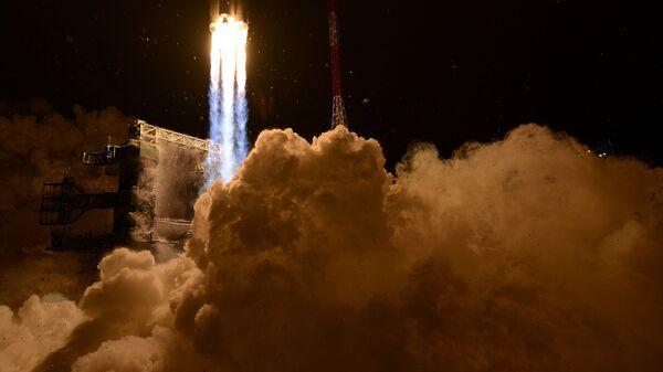 Lancement d'une fusée porteuse (image d'illustration) - Sputnik France