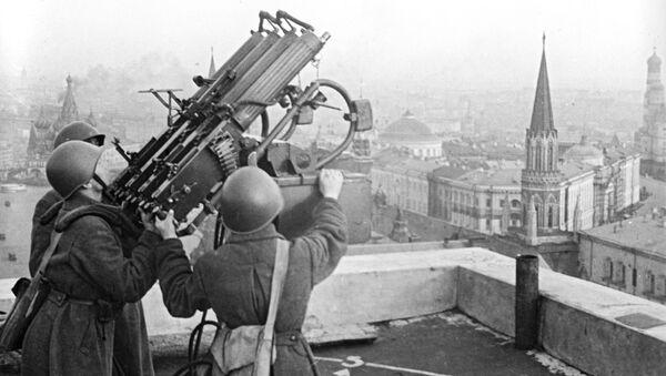 La bataille de Moscou: le début du tournant dans la Seconde Guerre mondiale - Sputnik France
