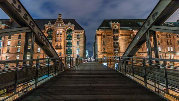 Hambourg - Sputnik France