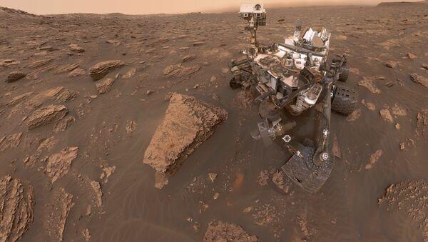 le rover Curiosity - Sputnik France