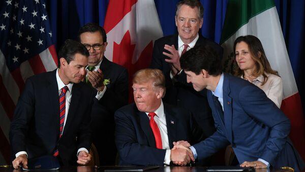 Sommet du G20 en Argentine: le mécontentement de Trump et le tango d'Akie Abe - Sputnik France