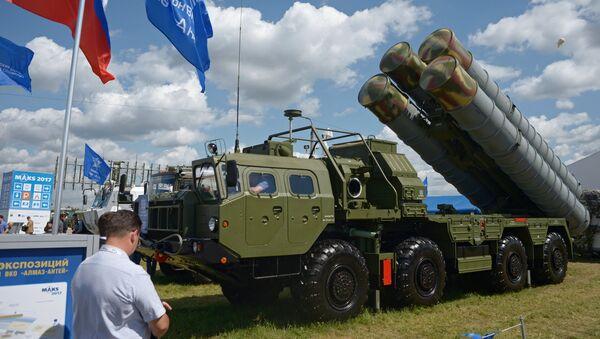 S-400 - Sputnik France