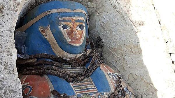 Le sarcophage de l'Égypte antique - Sputnik France