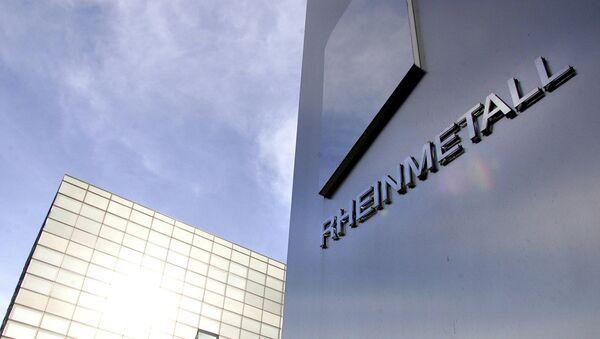 Rheinmetall à Düsseldorf - Sputnik France