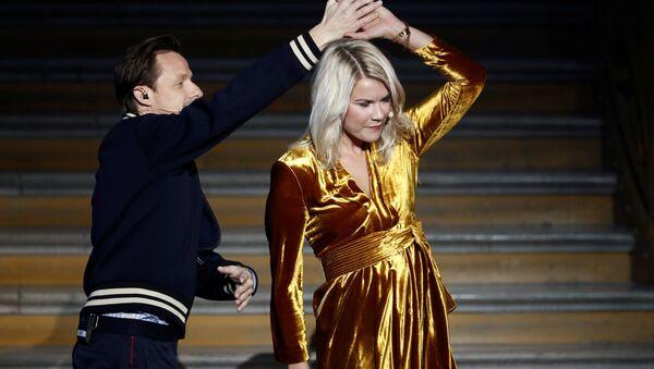 Ballon d'or: Martin Solveig invite Ada Hegerberg à twerker - Sputnik France