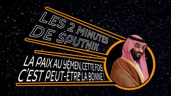 Les 2 minutes de Sputnik - Sputnik France