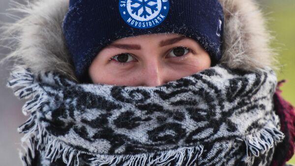 -30°C: les grands froids à Novossibirsk - Sputnik France
