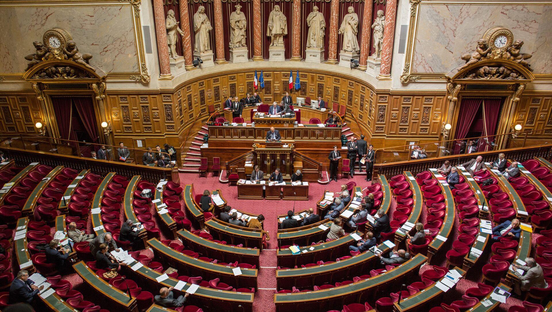 Sénat - Sputnik France, 1920, 25.07.2021