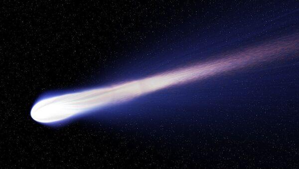 Une comète - Sputnik France