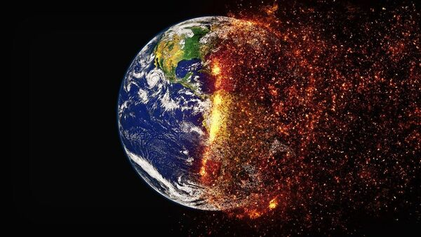 Climate change - Sputnik France