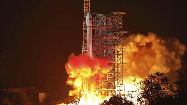 Lancement de la sonde lunaire Chang'e-4 - Sputnik France