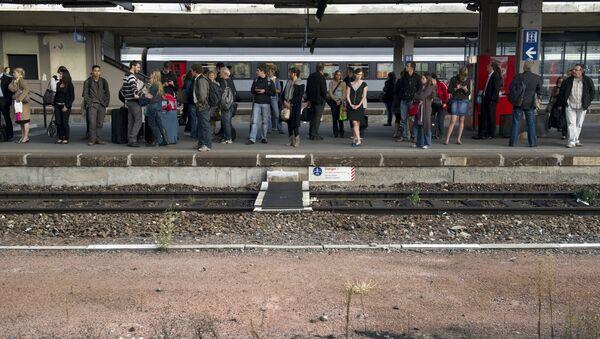 la gare de Mulhouse - Sputnik France
