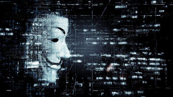 Anonymous - Sputnik France