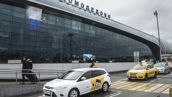 L'aéroport Domodedovo de Moscou - Sputnik France