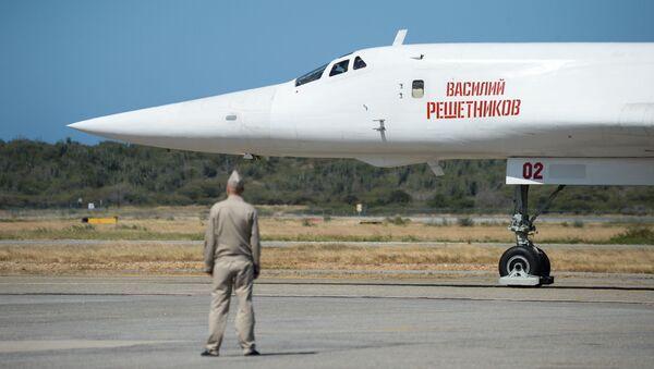 Les manœuvres russo-vénézuéliennes avec la participation de Tu-160 - Sputnik France