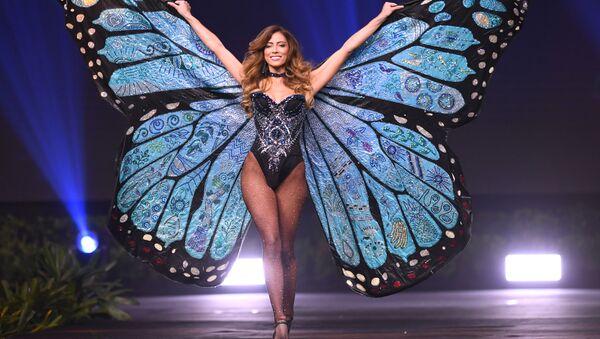 Le défilé en costumes nationaux du concours Miss Univers 2018 - Sputnik France