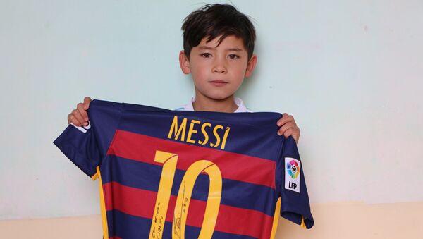 Petit Messi - Sputnik France