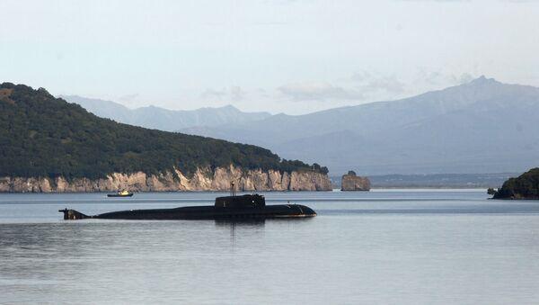 Un sous-marin du projet 949A - Sputnik France
