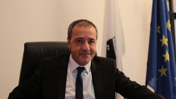 Jean-Guy Talamoni, Président de l'Assemblée de Corse - Sputnik France
