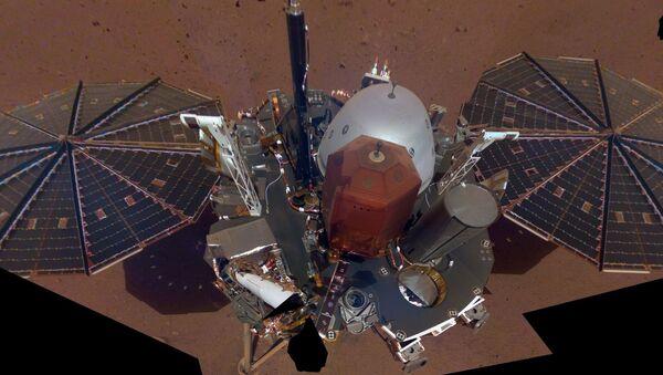 NASA's InSight Takes Its First Selfie - Sputnik France