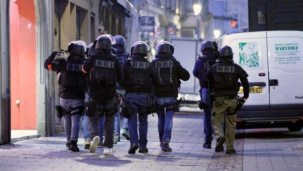 Situation à Strasbourg - Sputnik France